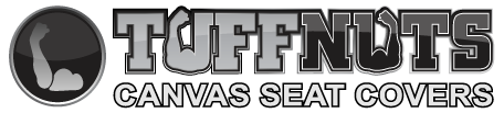 Tuffnuts Heavy Duty Canvas Seat Covers