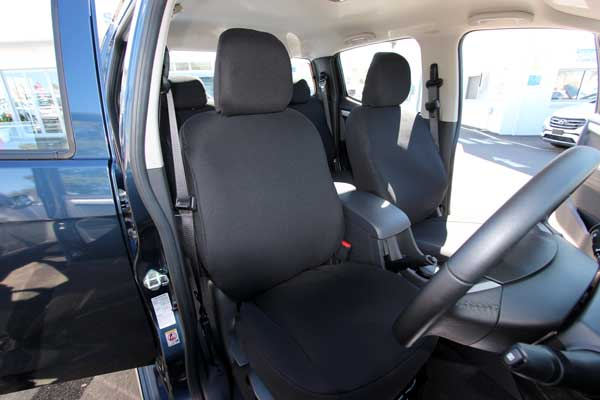 Seat Covers for 4WD'S