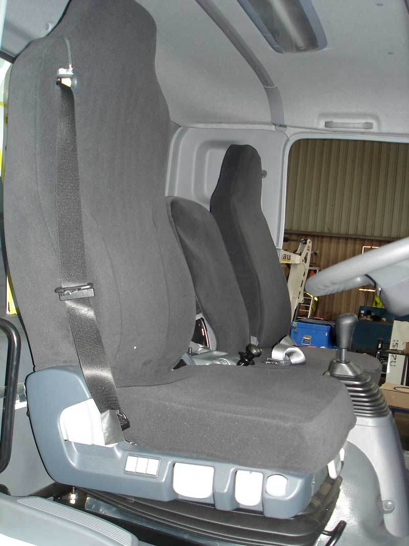 Ruffnuts seat covers